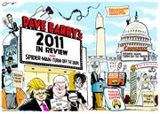 Dave Barry's 2011 Year in Review