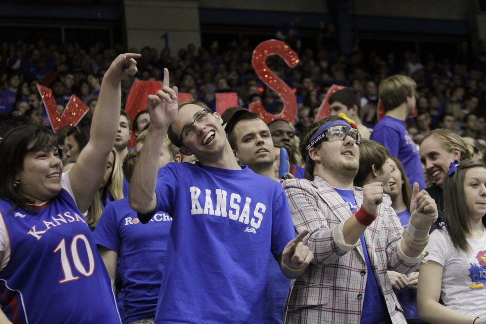 Fans crushed by KU's exit from NCAA tournament | KUsports.com