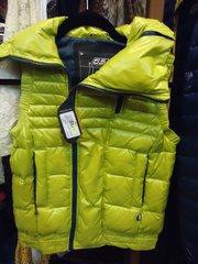 Found: Puffer vest, Hobbs