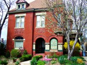 The J.C. Wyatt House in St. Joseph, Mo., offers dinners by reservation.
