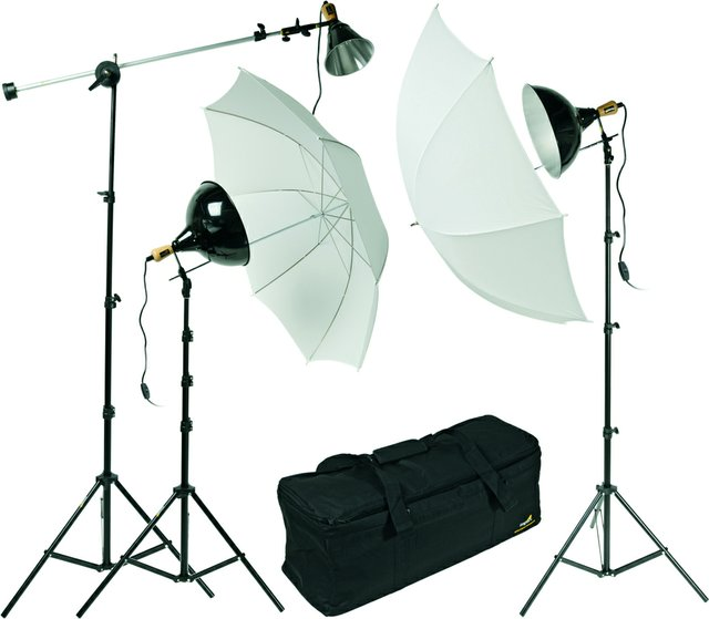 Behind the Lens: Effective lighting kits don't have to be ...