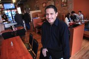 Jose Alvarez runs Mexquisito for his brother Angel, who also owns West Lawrence's Tortas Jalisco. Mexquisito, 712 Mass., is one of two Mexican restaurants to open up in the 700 block of Massachusetts Street within the past two months.
