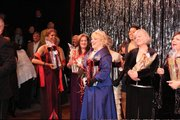 Sarah Young was crowned champion of last year's Dueling Divas contest, benefiting Theatre Lawrence.