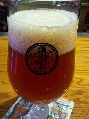 Boulevard's Chocolate Ale is in demand, but supplies are virtually gone.