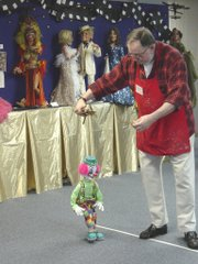 "Even ""big kids"" enjoy the marionettes at the Puppetry Arts Institute in Independence, Mo. A trip just across the state line can appeal to multiple generations."