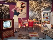 Visiting the 1950s room in the Harry S. Truman Museum in Independence, Mo., is like a trip to Nostalgiaville for Baby Boomers.