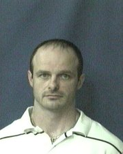 "Oklahoma Department of Corrections prison photo of Gary O'Hara. Police believe O'Hara taught others in southeast Kansas how to make meth via the ""one-pot"" or ""shake and bake"" method."