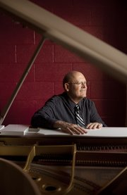 Tom Eversole, is responsible for tuning, restoring and maintaining about 120 different pianos around Murphy Hall and elsewhere on the Kansas University campus. Eversole says he appreciates his ability to  watch student musicians mature through their achievements.