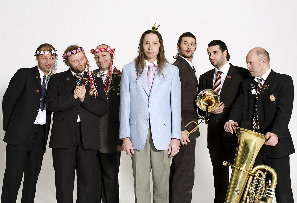 Mnozil brass wedding