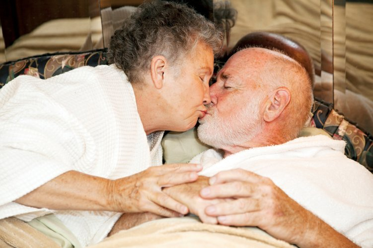 Senior romance.