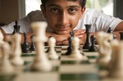 Lawrence High School freshman Kaustubh Nimkar recently took first place in his division of the United States Chess Federation's National High School Chess Championships in Minnesota. Kaustubh has been playing chess since the third grade.