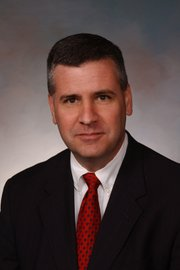 Greg Williams has been chosen to be the next president and CEO of the Lawrence Chamber of Commerce.