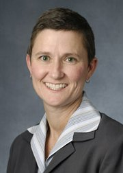 Melanie Wilson, law professor and KU School of Law's associate dean for academic affairs