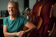 Educator Lynn Basow, who teaches orchestra at Free State High School and Liberty Memorial Central Middle School, is retiring after 23 years with the school district. Basow, who has been at Free State since it opened in 1997, says she has worked at both high schools, all the junior highs and most of the elementary schools at some point or another.