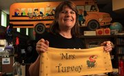 Ginny Turvey, who has spent nearly all of her 36 years in the district teaching fourth grade at Broken Arrow School, is retiring this year.