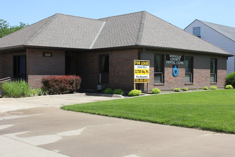 The Douglas County Dental Clinic will be moving in November to a building at 2210 Yale Road that was formerly occupied by the dental practice of Peterson, Krische and Van Horn. The building, which is just west of Montana Mike's Steakhouse at 1015 Iowa St., is about double the size of its current location. The safety net clinic will go from six dental operatories to nine, and will be able to serve more low-income and uninsured patients.