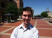 Adam Winnett, a 2012 KU graduate.