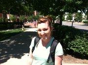 Chelsea Allen, a 2012 KU graduate.