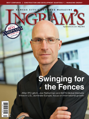 Lawrence Memorial Hospital is featured in the May issue of Ingram's as one of the best companies to work for.