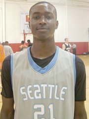 Guard Anrio Adams. (Rivals.com contributed photo)
