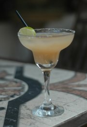 Guava juice and reposada tequila flavor the Guavarita from Tortas Jalisco, 534 Frontier Rd.
