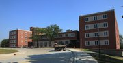 Gertrude Sellards Pearson residence hall, 500 W. 11th St., will open this fall and house 383 students after undergoing a $13 million revamp.
