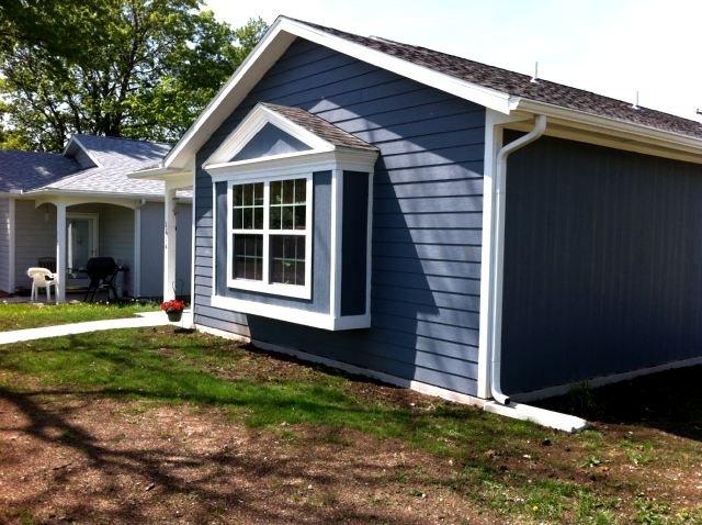 A Lawrence Habitat home