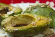 Delicious: Fire up the grill for these balsamic grilled avocados.