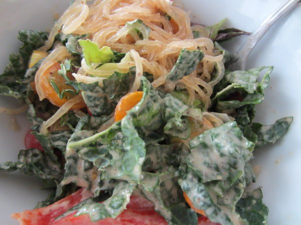 Pad Thai Salad ... YUM!