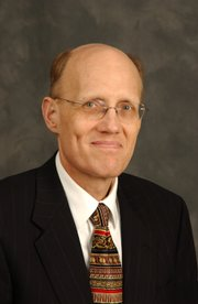 Garold Minns will serve as the dean of the Kansas University School of Medicine-Wichita effective Aug. 1.
