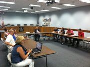 Teachers and district officials prepare to begin salary negotiations Wednesday with the assistance of a mediator.