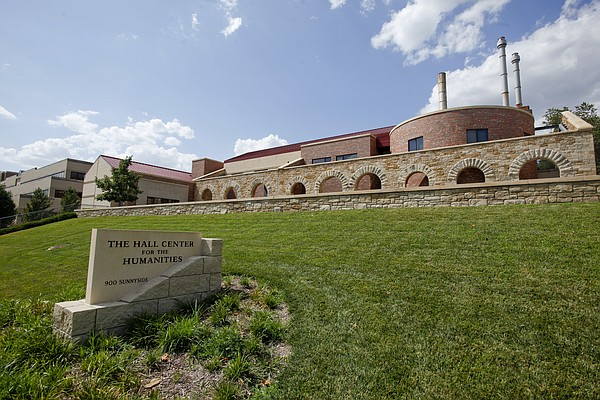 The Hall Center for Humanities at KU.
