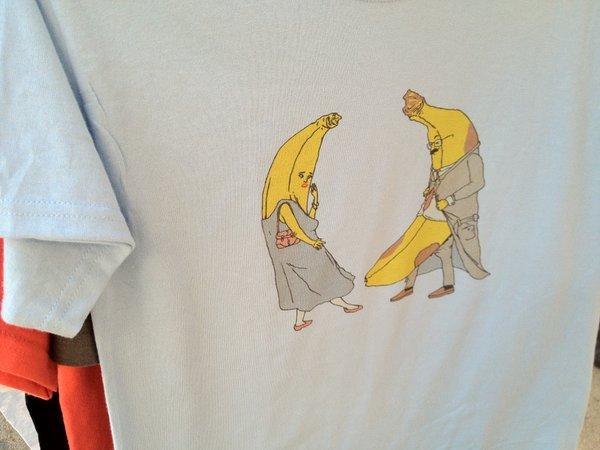 Banana T-shirt, $5, Acme