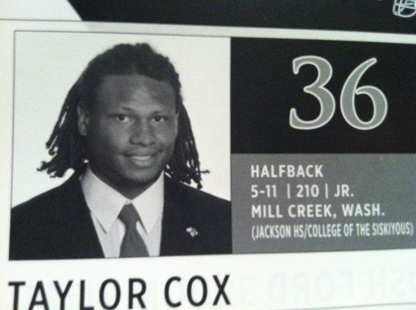 Taylor Cox