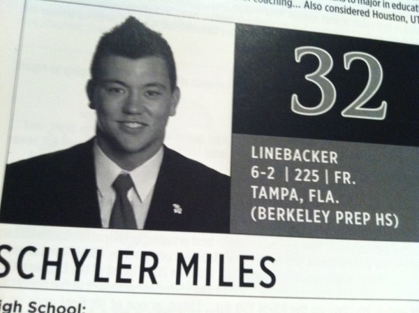 Schyler Miles