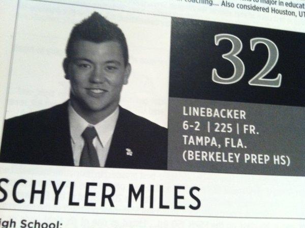 Schyler Miles