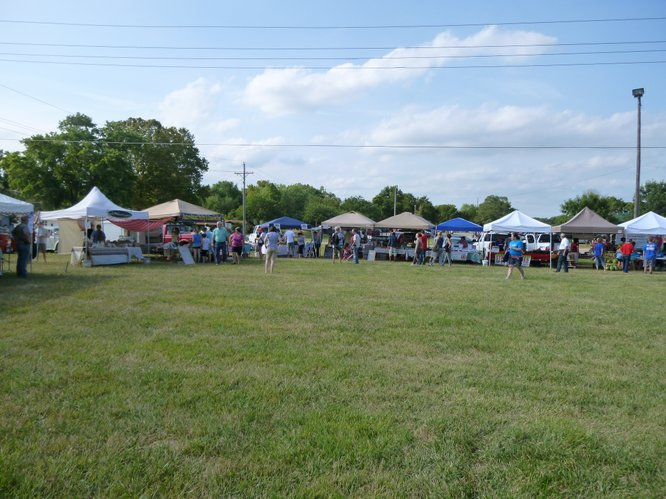 The second annual Farmers Market @ the County Fair will be held Thursday, August 2, 2012 from 4:00 pm - 8:00 pm.