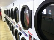 You will occasionally want to wash your clothes. Find a laundromat.