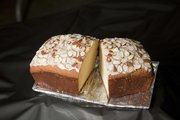 Almond Pound Cake, submitted by Maxwell Cowardin, was among winning entries in the 2012 Douglas County Fair food preparation contests.