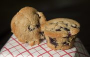 Blueberry Muffins, submitted by Liliana Lorenzo, were among winning entries in the 2012 Douglas County Fair food preparation contests.