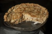 Caramel Apple Pie, submitted by Garrett Hart, was among winning entries in the 2012 Douglas County Fair food preparation contests.