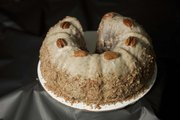 Hummingbird Cake, by Lydia Brown, was among winning entries in the 2012 Douglas County Fair food preparation contests.