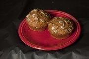 Pumpkin Quinoa Muffins, submitted by Tucker Gabriel, were among winning entries in the 2012 Douglas County Fair food preparation contests.