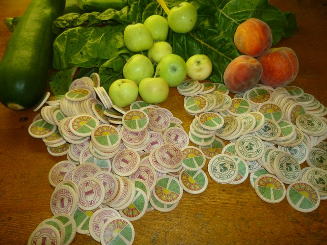 Cottin's Hardware Farmers Market and the Downtown Lawrence Farmers Markets both accept EBT SNAP Benefits, as well as SFMNP and WIC vouchers.