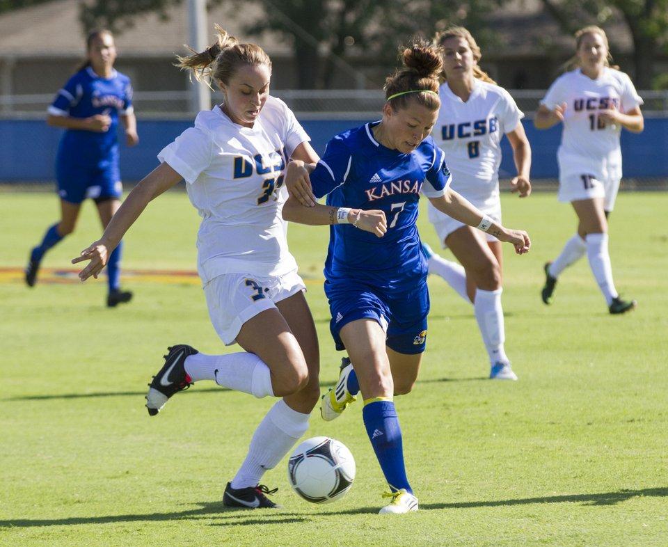 KU vs. UC Santa Barbara | KUsports.com