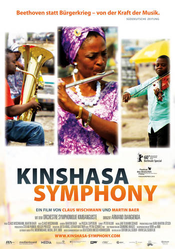 Poster Kinshasa Symphony