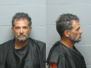 Franklin County Jail mugshot of Ralph E. Corey.