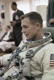 "FILE - In this March 16, 1966 file photo, Astronaut Neil A. Armstrong is shown at Complex 19 for a simulated test in preparation for flight. The family of Neil Armstrong, the first man to walk on the moon, says he has died at age 82. A statement from the family says he died following complications resulting from cardiovascular procedures. It doesn't say where he died. Armstrong commanded the Apollo 11 spacecraft that landed on the moon July 20, 1969. He radioed back to Earth the historic news of ""one giant leap for mankind."" Armstrong and fellow astronaut Edwin ""Buzz"" Aldrin spent nearly three hours walking on the moon, collecting samples, conducting experiments and taking photographs. In all, 12 Americans walked on the moon from 1969 to 1972."