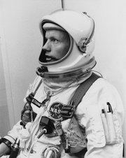 Neil Armstrong in 1966