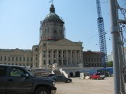 State elected officials on Monday approved a plan by Gov. Sam Brownback for an additional $12.4 million to go toward completing the visitor's center on the north side of the Statehouse. That pushes the Capitol restoration and renovation project to $332 million.